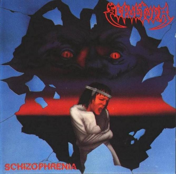 Sepultura — Schizophrenia (1987)