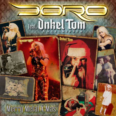 Doro - Merry Metal Xmas
