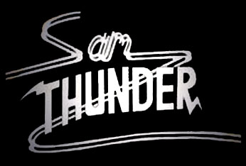 Sam Thunder - Logo