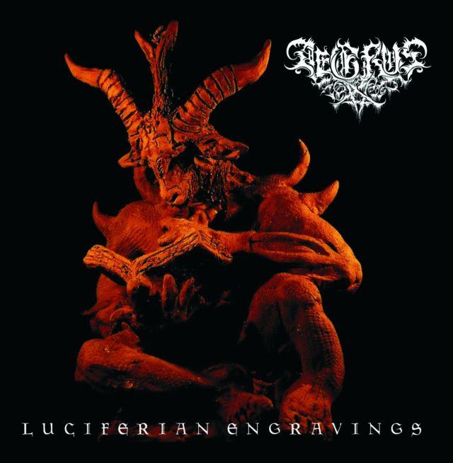 Aegrus - Luciferian Engravings
