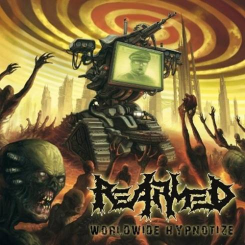 Re-Armed - Worldwide Hypnotize