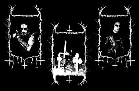 Merciless Crucifixion - Photo