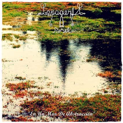 Lapageria Rosea - En un mar de abstracción