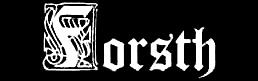 Forsth - Logo