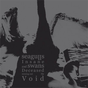 Seagulls Insane and Swans Deceased Mining Out the Void - Seagulls Insane and Swans Deceased Mining Out the Void