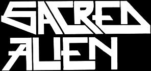 Sacred Alien - Logo