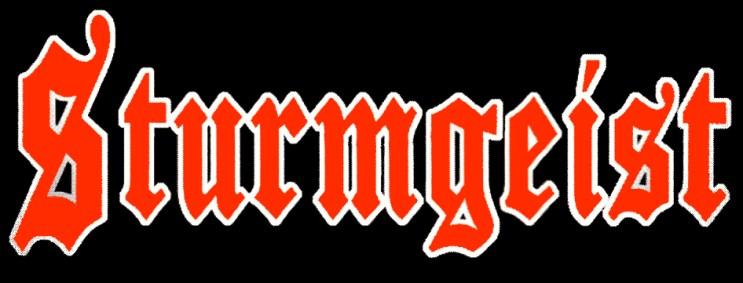 Sturmgeist - Logo