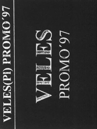 Veles - Promo '97