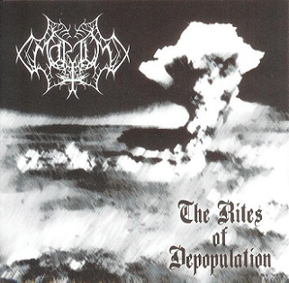 Mortum - The Rites of Depopulation