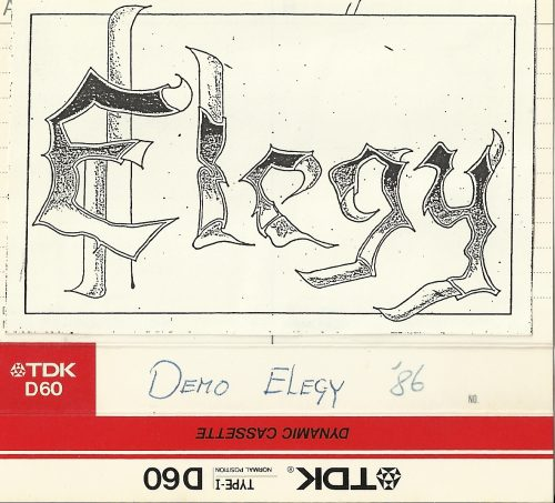 Elegy - Demo '86