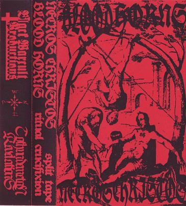 Necros Christos / Blood Horns - Ritual Crucifixion