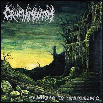 Cruciamentum - Engulfed in Desolation