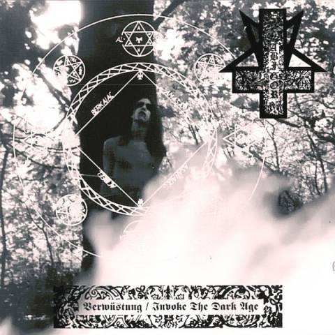 Abigor - Verwüstung / Invoke the Dark Age