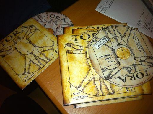 Tora - New Anatomy