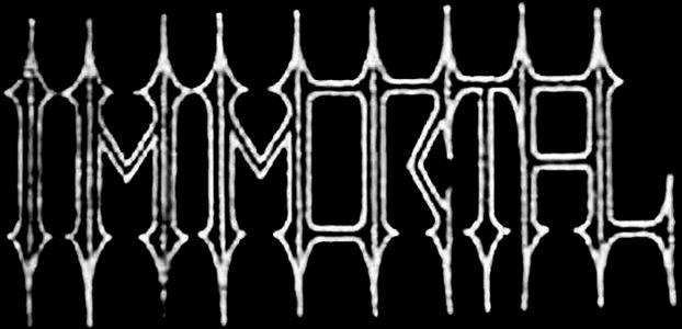 Immortal - Logo