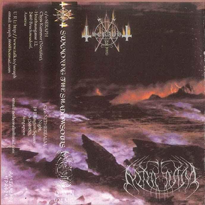 Seraph / Netherealm - Summoning the Shadows