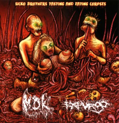 M.D.K. / Expurgo - Sicko Brothers Tasting and Eating Corpses