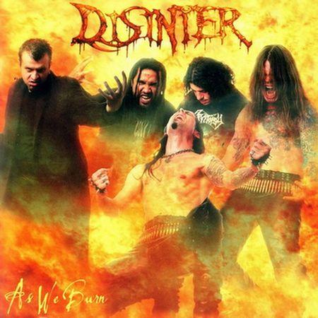 Disinter - As We Burn