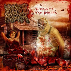 Venereal Messiah - Bleeding the Humans