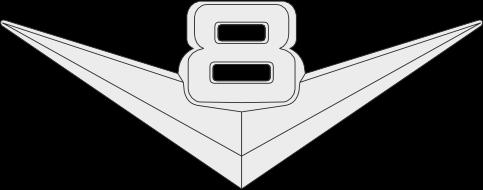 V8 - Logo