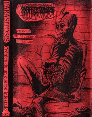 Parasitosis - Crónica de un cuerpo infestado