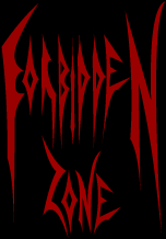 Forbidden Zone - Logo