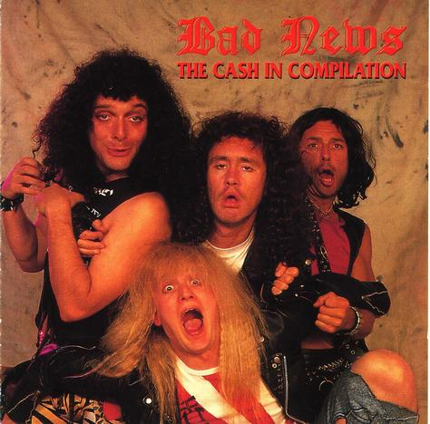 Bad News - The Cash in Compilation