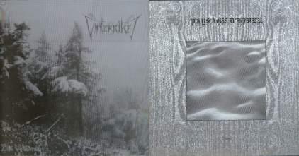 Vinterriket / Paysage d'Hiver - Schnee / Das Winterreich