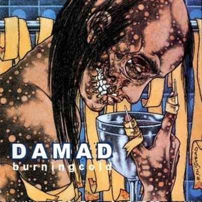 Damad - Burning Cold