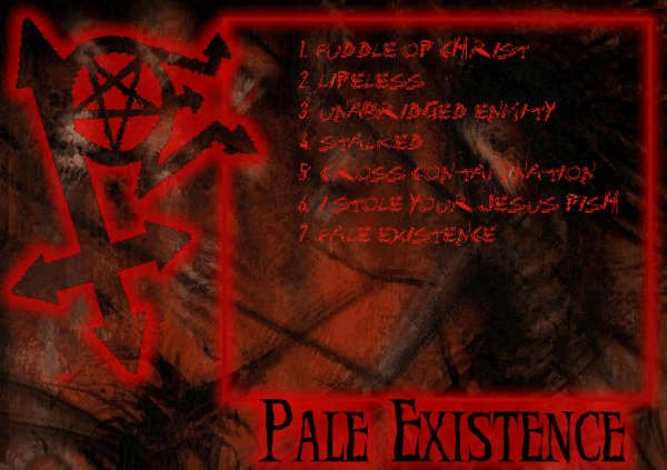 Pale Existence - Pale Existence