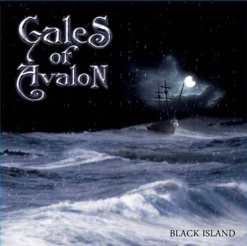 Gales of Avalon - Black Island