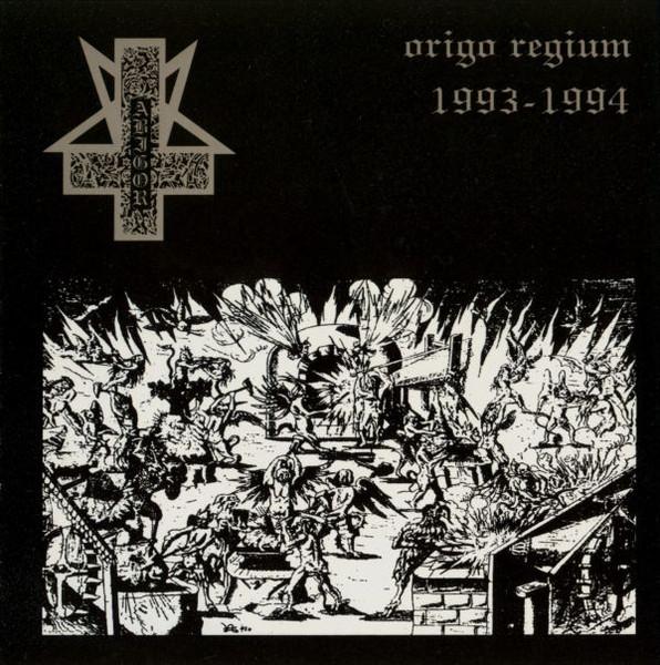 Abigor - Origo Regium 1993-1994