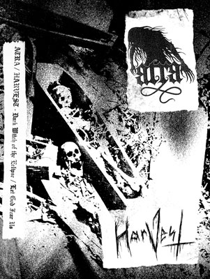 Atra / Harvest - Dark Witch of the Eclipse / Let God Fear Us