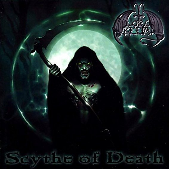 Scythe of Death cover (Click to see larger picture)