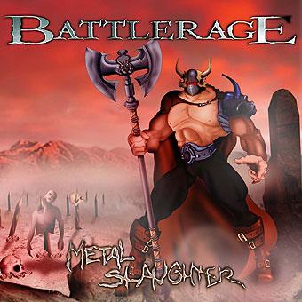 Battlerage - Metal Slaughter