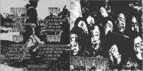 Toxemia / Anus de Satanus / Vomitarium / Decrusted - Denial Against Humanity
