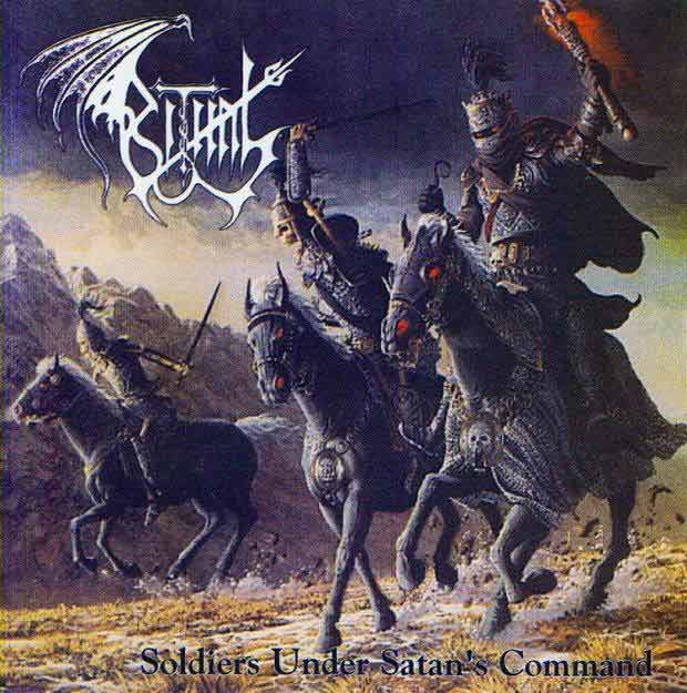 Ritual - Soldiers Under Satan's Command