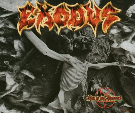 Exodus - War Is My Shepherd