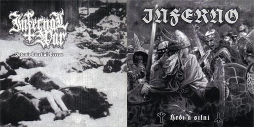 Inferno / Infernal War - Hrdi a silni / Satanic Martial Terror