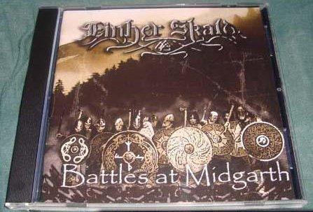 Einher Skald - Battles at Midgarth