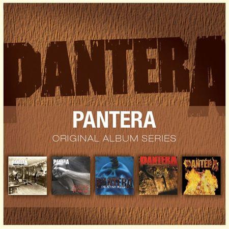 Pantera - Original Album Series