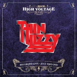 Thin Lizzy - Live at High Voltage