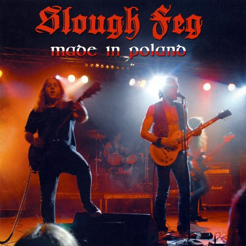 The Lord Weird Slough Feg - Made in Poland