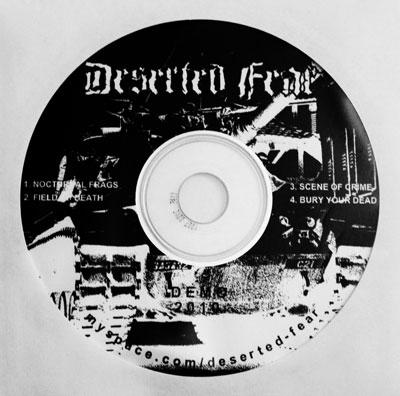 Deserted Fear - Demo 2010