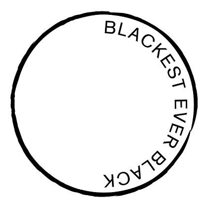 Blackest Ever Black
