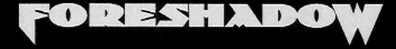 Foreshadow - Logo