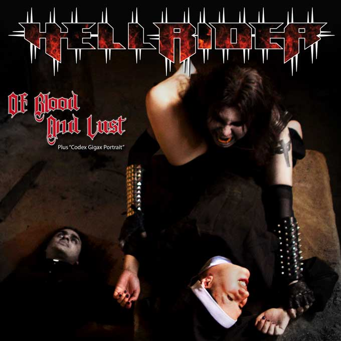 Hellrider - Of Blood and Lust