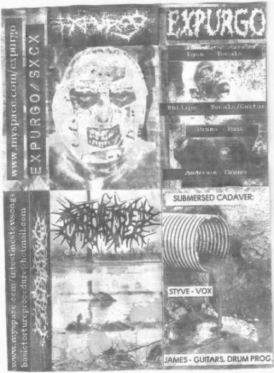 Expurgo - Expurgo / Submersed Cadaver
