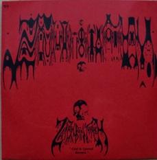Zarach 'Baal' Tharagh - Demo 94 - Old & Speed Remix