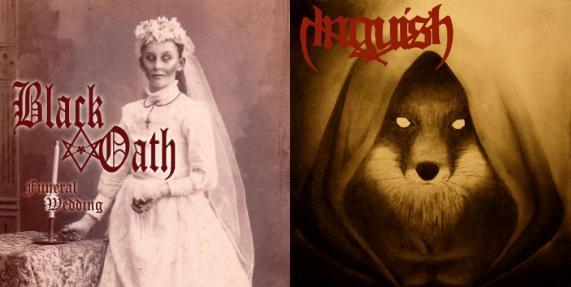 Black Oath / Anguish - Funeral Wedding / The Veil